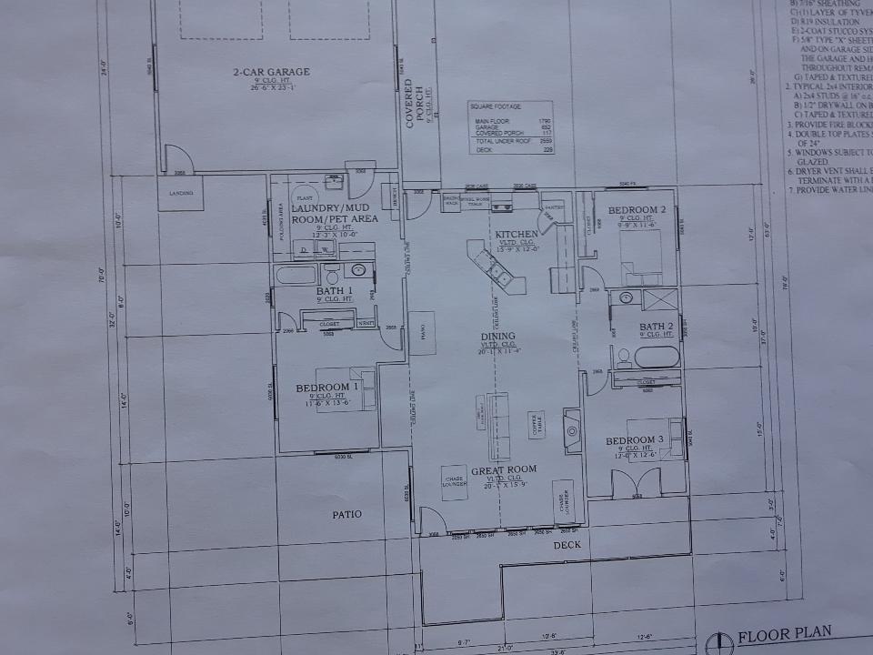 floor plan 1118