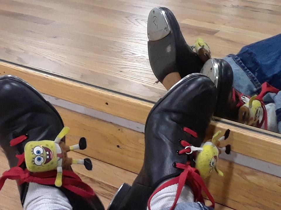 tap shoes 1118