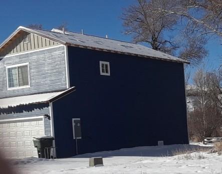 blue house N 1218