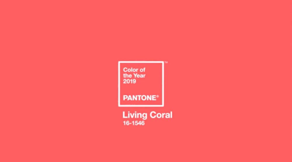 pantone 2019
