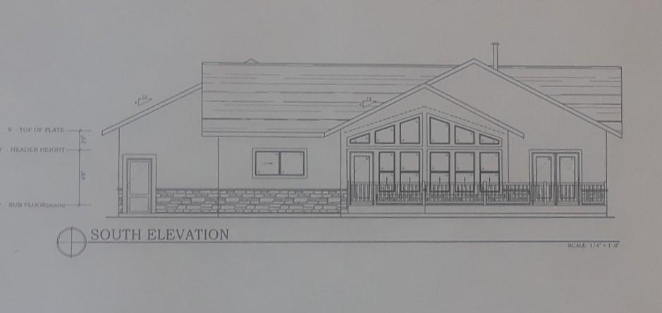 S elevation 1218