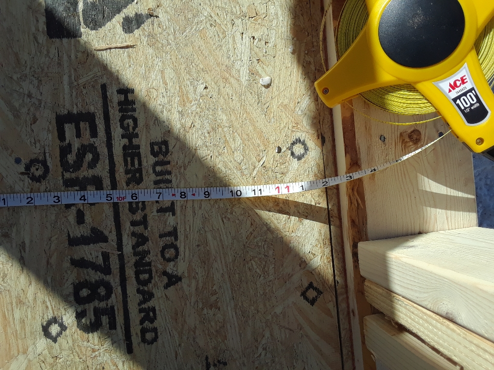 tape measure 0119