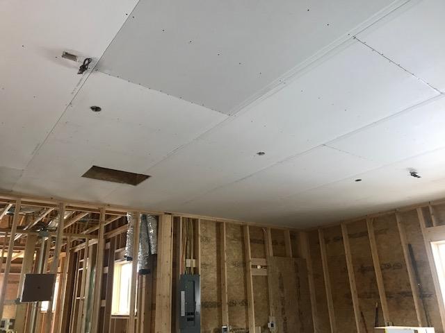 garage drywall 0319