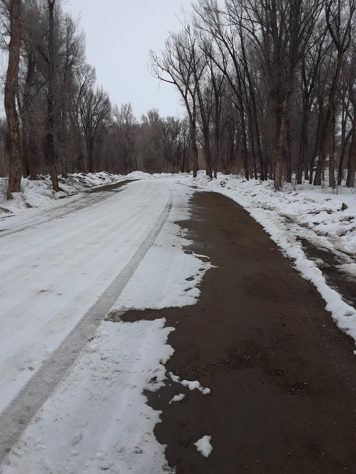 muddy riverwalk 0319
