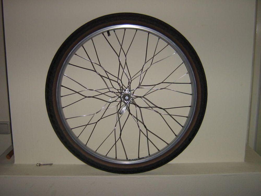 bike wheel 0519