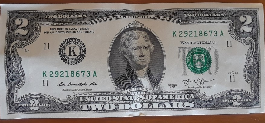 2 dollar 0619