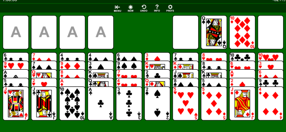 solitaire 0819
