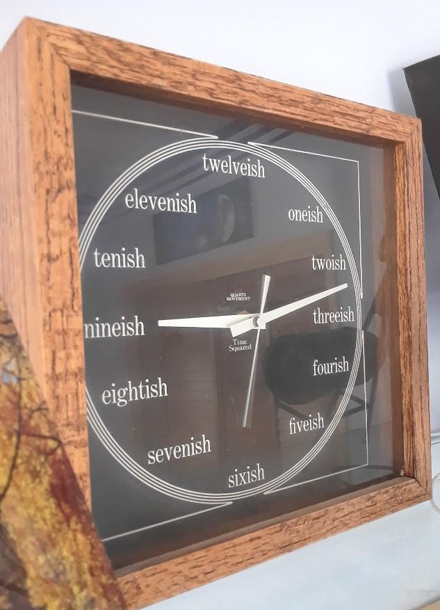 lynn clock 0320