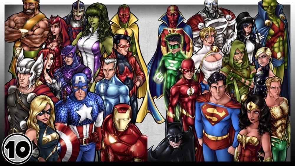superheroes 0620